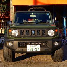 Jimny Sierra, Jimny Suzuki, Offroad, Cool Cars, Samurai, Automobile, Nice, Collection, Cars