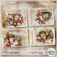 A good time Cards | Sekada Designs