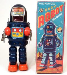 1960s ROBY ROBOT Yonezawa (Yone) Japan ROBBY THE ROBOT Rare! #Yonezawa