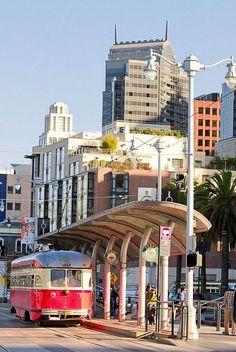 The Embarcadero ~ San Francisco, California, U.S