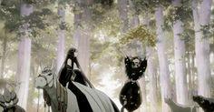 Image result for mahou tsukai no yome oberon