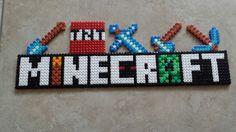 Minecraft Quilt, Minecraft Beads, Minecraft Perler, Minecraft Designs, Perler Beads, Perler Bead Art, Fuse Beads, Perler Bead Templates, Perler Patterns