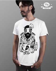 Mcbess - Captain - Prime Cut - Shirt