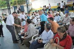 El Alcalde de Marsella Germán Darío Gómez resaltó la importancia de los encuentros del Gobernador con la comunidad y del trabajo en equipo.