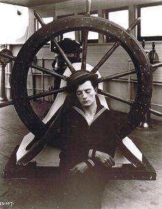 buster The Navigator, 1924