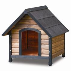 Extreme Outback Country Lodge is a beautiful wood shelter for your pooch.  -Also includes convenient adjustable feet & weatherproof roof liner for added pet protection.  - See more at: http://www.large-dog-houses.com/blog/lang/us/extreme-outback-country-lodge/#sthash.THRZKeHY.dpuf