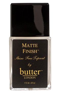 'Matte Finish' Shine Free Topcoat