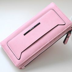2017 New arrival Korean fashion women wallets Long style Brand Wallet women coin Purse free shipping carteira