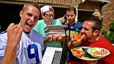 I can't wait to do fantasy football this season! It'll be so much fun! Fantasy Football Players, Fantasy Football Funny, American Football Memes, American Sports, Football Youtube, Football Trophies, Dude Perfect, Laughter, Funny Pictures