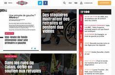 #Webjournalisme:  Libération, le web prend le pas sur le papier