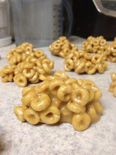 Sheley's Kitchen: Cheerio Treats