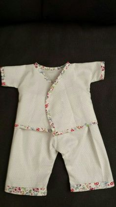 Kimono recienacido