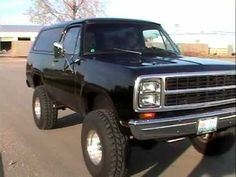 ramcharger - Google Search Old Dodge Trucks, Dodge Pickup, Lifted Trucks, Dodge Ramcharger, School Car, Dodge Power Wagon, Sexy Cars, Golf Carts, Jeeps
