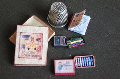 Nono mini Nostalgie: D'autres accessoires papeterie...