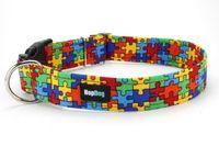Collier pour chien Puzzle www.hopdog.fr