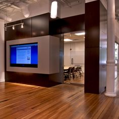 Lamp Post Group Office Interior Adaptive Reuse Located in the ...