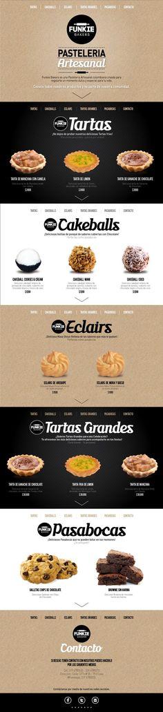 Design converse website: