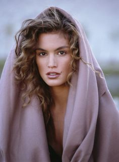 Cindy Crawford - Patrick Demarchelier - January 1989