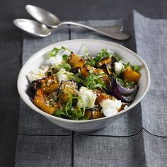 This meat-free squash dish is perfect for a weekend lunch or light supper