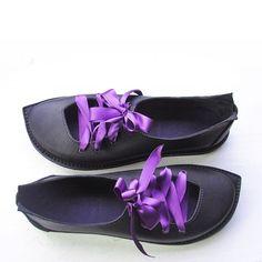 PUCK, Black via FAIRYSTEPS. Shoes. Accessories.
