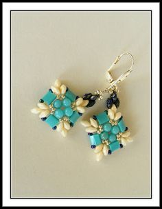The artisan corner of Enma: SET TURQUOISE