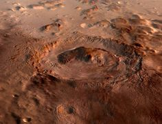 NASA's Curiosity Explores Mars' Once Glacier-Covered Area of Gale Crater June 27, 2014 This crater was covered by glaciers approximately 3,500 million years ago, which were particularly extensive on its central mound, Aeolis Mons""
