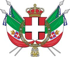 Coat of arms of the Kingdom of Italy (1848-1870) - Historical