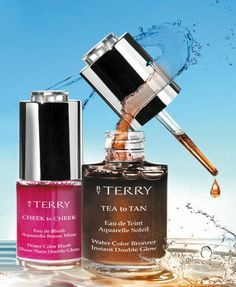 By Terry Summer Collection 2014, Water Color Blush #flushwithsuccess