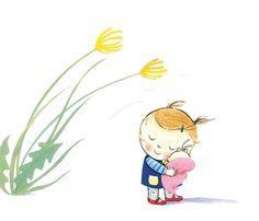 Children's Designer and Book illustrator - Kids Packaging and Baby illustration. Kawaii Illustration, People Illustration, Children's Book Illustration, Character Illustration, Sweet Drawings, Easy Drawings, Cartoon Girl Drawing, Cartoon Pics, Drawing Lessons