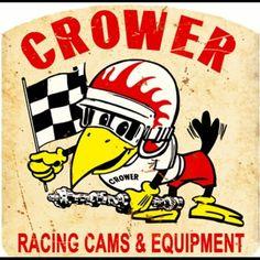 Vintage Drag Racing - Crower Racing Cams