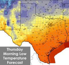 Strong Summer Cold Front brings Fall Preview Tomorrow & Thursday An unseasonably strong cold front will give parts of Texas a early fall preview beginning tonight. The cold front will usher in drier air and comparatively cooler temperatures. In addition to the cooler weather the front will also be a focal point for shower and thunderstorm development. A... Read the whole article at http://texasstormchasers.com/?p=39264 - David Reimer