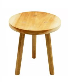 Solid Wooden Stool Milking Seat vintage 3 legs chair --Traditional Chair--European style-- #solid #wood #SmallStool #Furniture #3LegsStool #Natural #MilkingSeat #SeatStool #BedroomFurniture #SolidWoodStool Plywood Furniture, Rustic Furniture, Natural Furniture, European Decor, European Style, Traditional Chairs, Small Stool, Wood Plant Stand, Rustic Chair