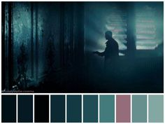 Blade Runner Ridley Scott) / Cinematography by Jordan Cronenweth Blade Runner, Color In Film, Noir Color, Movie Color Palette, Cool Color Palette, Cinema Colours, Still Frame, Cinematic Photography, Movie Shots