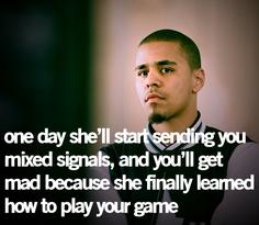 oh J Cole you know! Drake Quotes, Lyric Quotes, Me Quotes, Funny Quotes, Lyrics, Breakup Quotes, Trey Songz, Big Sean, Rita Ora