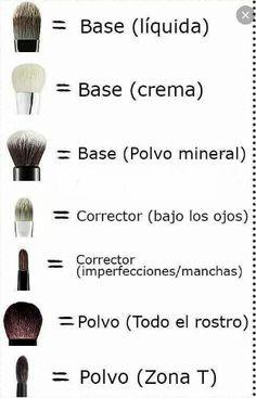 nice make up Makeup 101, Love Makeup, Diy Makeup, Makeup Tools, Makeup Inspo, Makeup Brushes, Smoky Eyes, Smokey Eye For Brown Eyes, Merian