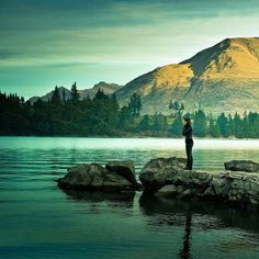 New Zealand ... at the edge of beauty.