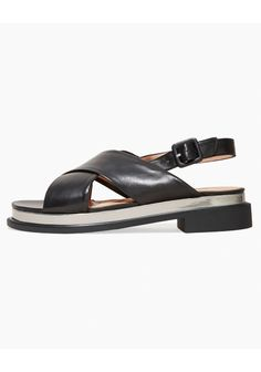 Robert Clergerie  Caliba Strappy Sandal  | La Garconne