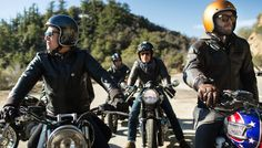 The Roadery: Go for a ride along rugged coastlines, across majestic mountains, into deep canyons and towards the seemingly endless horizons of the great American West.