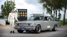 Video: Holman Moody 1964 Ford Fairlane 7-litre at Goodwood