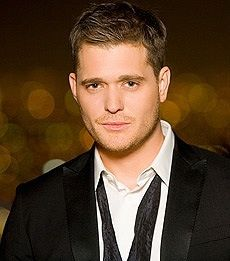 Mr. Buble. Such a cutie