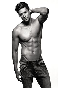 He's flawless. | Meet Hideo Muraoka, Your New Favorite Male Model