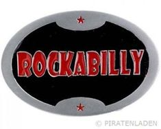 a buckle rockabilly rock n roll adorno en la cintura