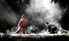 Jawara by rice photoworks, via Flickr Self Defense, Kung Fu, Beautiful Birds, Traditional Outfits, Martial Arts, Warriors, Drink, Amazing, Photography