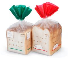 JAGDA WHO'S WHO can add bread ideas/recipes along side of packaging. - more interactive
