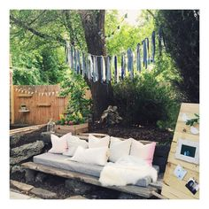 Ideas for an outdoor picnic baby shower - Project Nursery