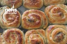 Puf Kabaran Ispanaklı Börek – sağlıklı yemekler – Las recetas más prácticas y fáciles Turkish Recipes, Indian Food Recipes, Spinach Pie, Food Platters, Breakfast Items, Iftar, Pain, Baking Recipes, Bread Recipes