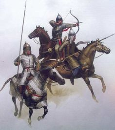Sarmatian Warriors
