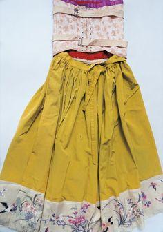 Frida Kahlo's hidden wardrobe