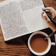 study buddy - bookmarksandbrushpens: Hot tea is refreshing to. Journal Aesthetic, Book Aesthetic, Aesthetic Dark, School Motivation, Study Motivation, Study Inspiration, Journal Inspiration, Journal Ideas, Paradis Sombre