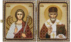CE7201 St. Nicholas the Wonderworker & Holy Guardian Angel